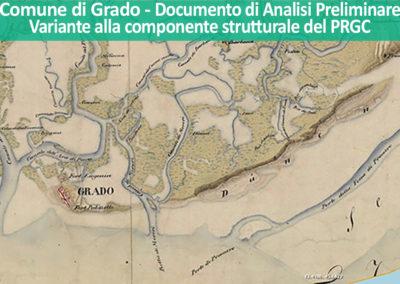 Documento di Analisi Preliminare – Variante alla Componente Strutturale del PRGC del Comune di Grado